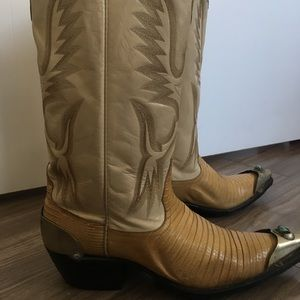 Rios of Mercedes Custom Cowboy Boots